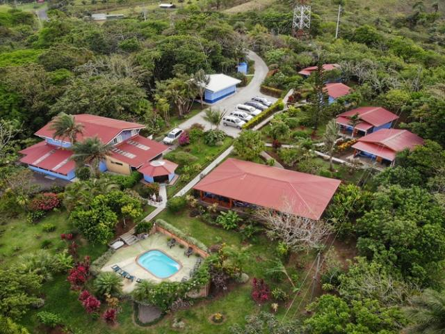 costarica-immobilier Costa rica Sale COMMERCIAL-BUSINESS B&B PARADISE LODGE Alajuela